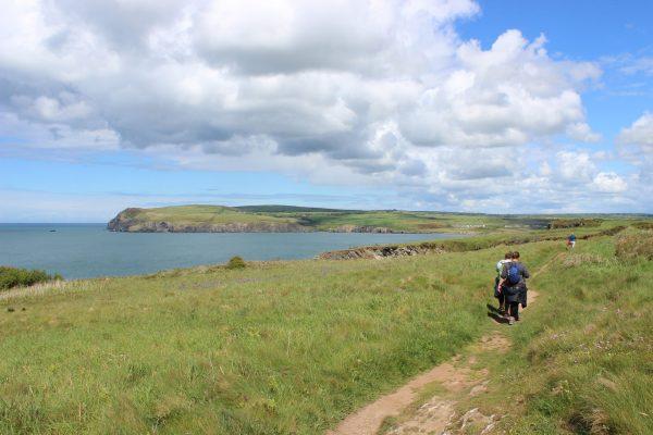 Coastal Path Guided Walk