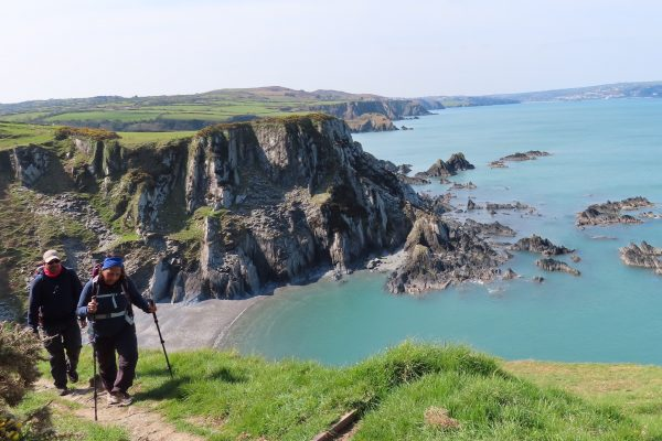 Guided Walk, Pembrokeshire Coast Path